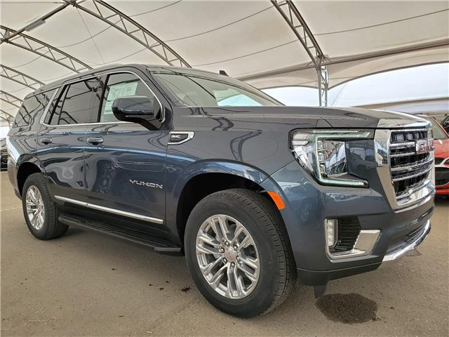 2021 GMC Yukon SLT (Stk: 186290) in AIRDRIE - Image 1 of 30