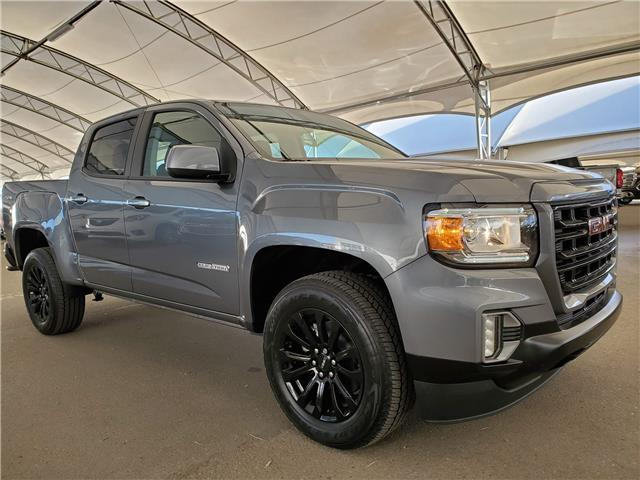 2021 GMC Canyon Elevation (Stk: 186620) in AIRDRIE - Image 1 of 27