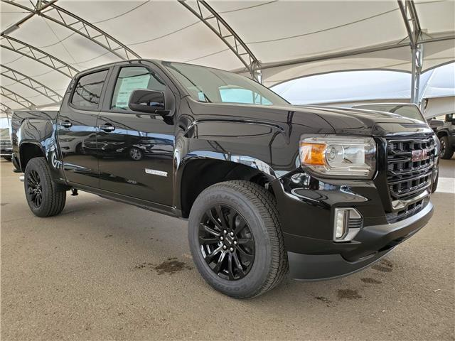 2021 GMC Canyon Elevation (Stk: 186299) in AIRDRIE - Image 1 of 29