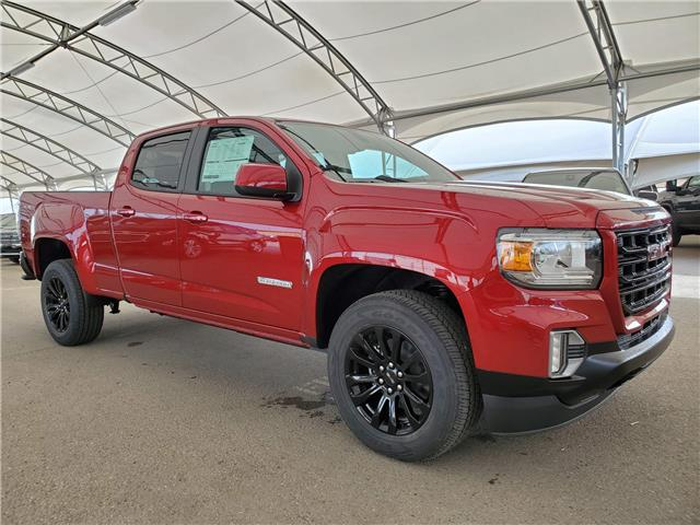 2021 GMC Canyon Elevation (Stk: 186295) in AIRDRIE - Image 1 of 28