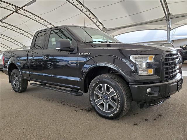 2015 Ford F-150 XLT (Stk: 186353) in AIRDRIE - Image 1 of 34