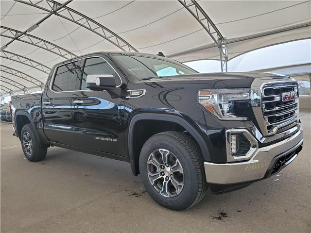 2020 GMC Sierra 1500 SLT (Stk: 186448) in AIRDRIE - Image 1 of 32