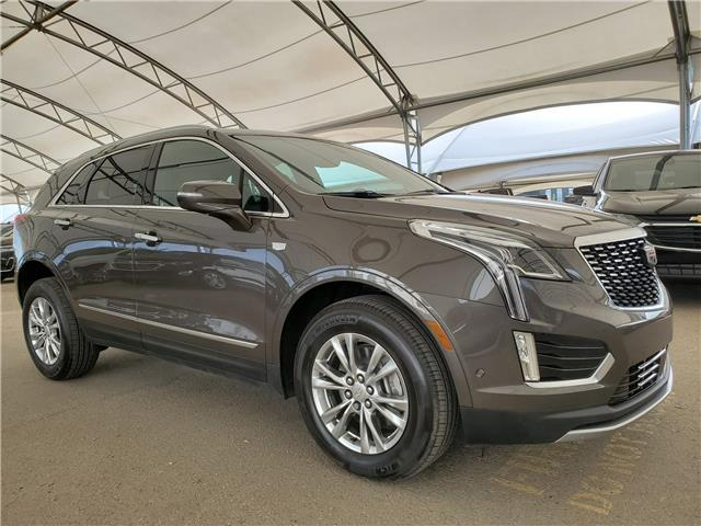 2020 Cadillac XT5 Premium Luxury (Stk: 186640) in AIRDRIE - Image 1 of 37