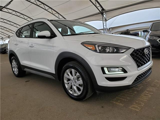 2019 Hyundai Tucson Preferred (Stk: 186596) in AIRDRIE - Image 1 of 28