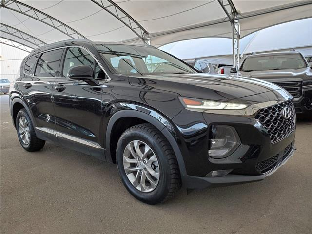 2019 Hyundai Santa Fe Preferred 2.4 (Stk: 186598) in AIRDRIE - Image 1 of 26