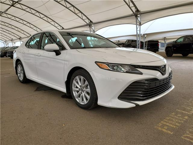 2019 Toyota Camry LE (Stk: 186612) in AIRDRIE - Image 1 of 26