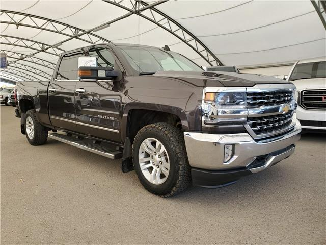 2016 Chevrolet Silverado 1500 1LZ (Stk: 178101) in AIRDRIE - Image 1 of 27