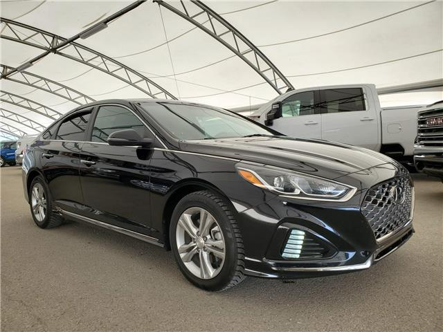 2019 Hyundai Sonata ESSENTIAL (Stk: 186354) in AIRDRIE - Image 1 of 30