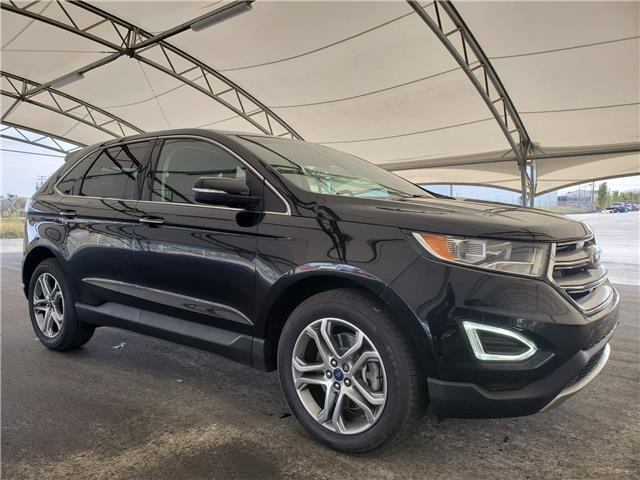 2018 Ford Edge Titanium (Stk: 186594) in AIRDRIE - Image 1 of 30