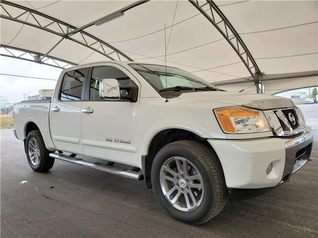 2014 Nissan Titan SL (Stk: 186357) in AIRDRIE - Image 1 of 35