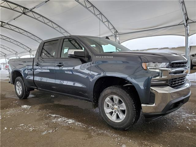2021 Chevrolet Silverado 1500 LT (Stk: 186926) in AIRDRIE - Image 1 of 27
