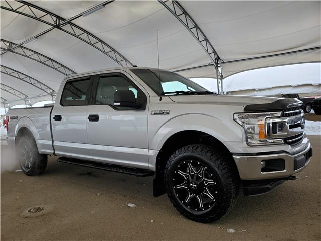 2018 Ford F-150 XLT (Stk: 187137) in AIRDRIE - Image 1 of 31