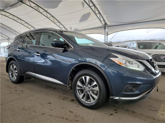 2017 Nissan Murano SL (Stk: 186955) in AIRDRIE - Image 1 of 32