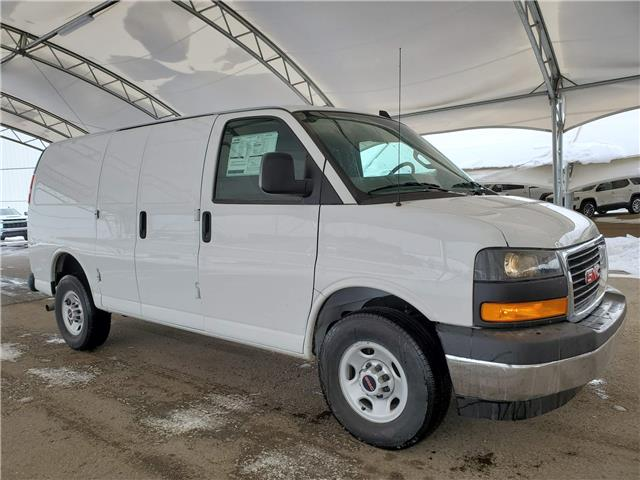 2020 GMC Savana 3500 Work Van (Stk: 186812) in AIRDRIE - Image 1 of 27