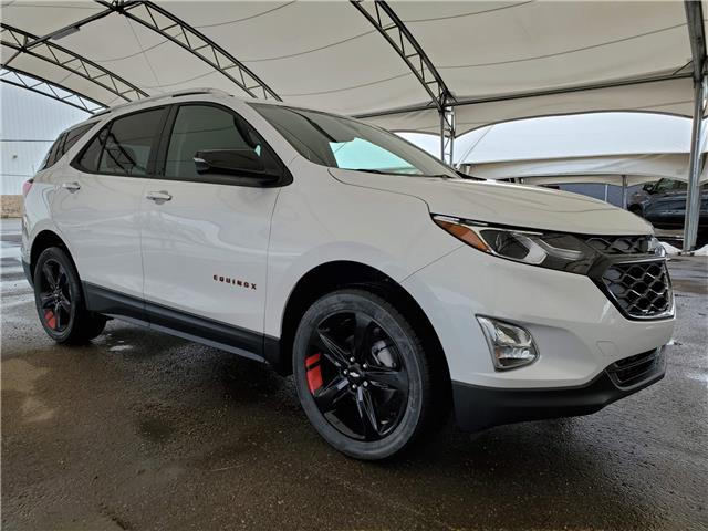 2021 Chevrolet Equinox Premier (Stk: 187191) in AIRDRIE - Image 1 of 24