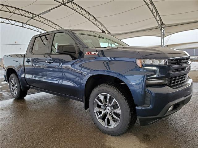 2021 Chevrolet Silverado 1500 RST (Stk: 187156) in AIRDRIE - Image 1 of 31