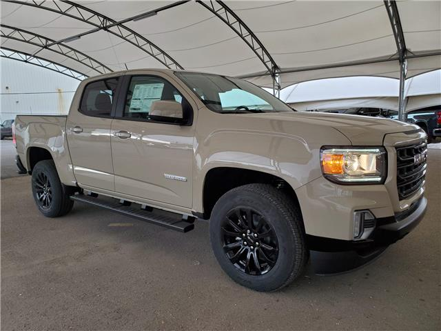 2021 GMC Canyon Elevation (Stk: 187486) in AIRDRIE - Image 1 of 29