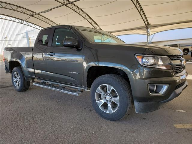 2018 Chevrolet Colorado Z71 (Stk: 162718) in AIRDRIE - Image 1 of 28
