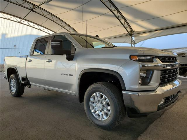 2020 Chevrolet Silverado 2500HD LT (Stk: 185669) in AIRDRIE - Image 1 of 28