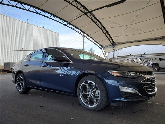 2021 Chevrolet Malibu LT (Stk: 187244) in AIRDRIE - Image 1 of 28