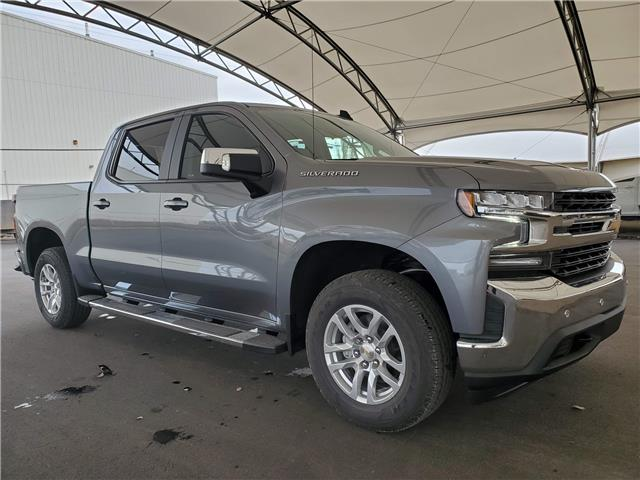 2021 Chevrolet Silverado 1500 LT (Stk: 187114) in AIRDRIE - Image 1 of 29