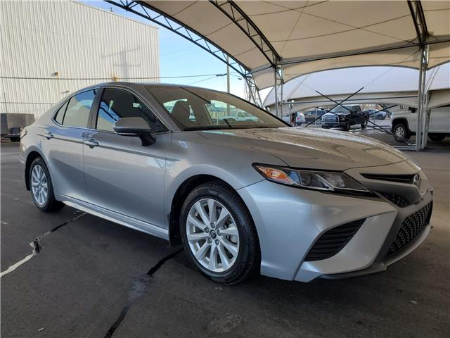 2019 Toyota Camry SE (Stk: 187445) in AIRDRIE - Image 1 of 28
