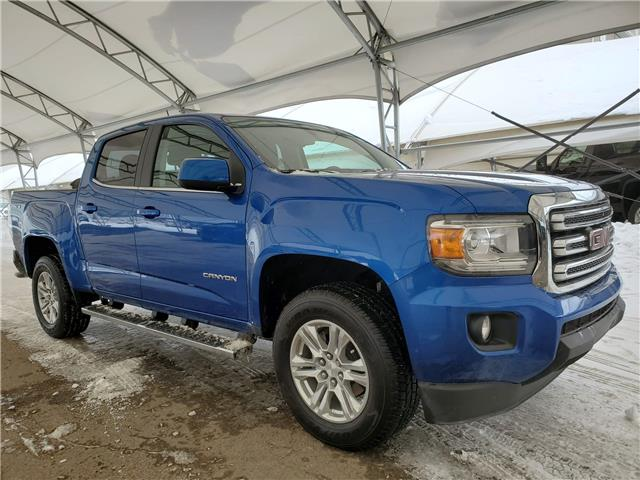 2019 GMC Canyon SLE 1GTG6CEN1K1114332 170328 in AIRDRIE