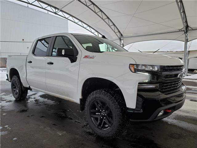 2021 Chevrolet Silverado 1500 LT Trail Boss (Stk: 187763) in AIRDRIE - Image 1 of 33