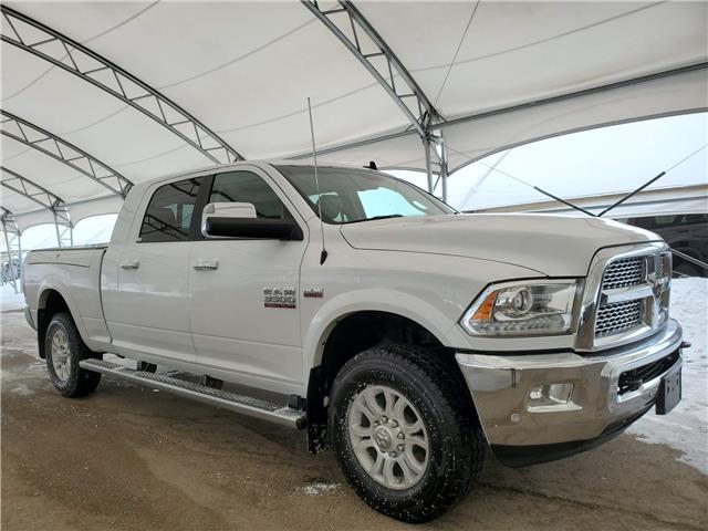 2018 RAM 3500 Laramie (Stk: 187667) in AIRDRIE - Image 1 of 33
