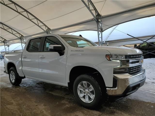 2021 Chevrolet Silverado 1500 LT (Stk: 187674) in AIRDRIE - Image 1 of 27
