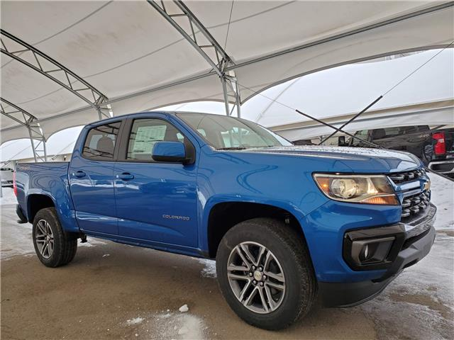 2021 Chevrolet Colorado LT (Stk: 187223) in AIRDRIE - Image 1 of 28