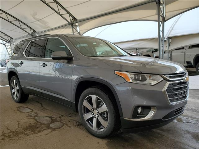 2021 Chevrolet Traverse LT True North (Stk: 187675) in AIRDRIE - Image 1 of 33