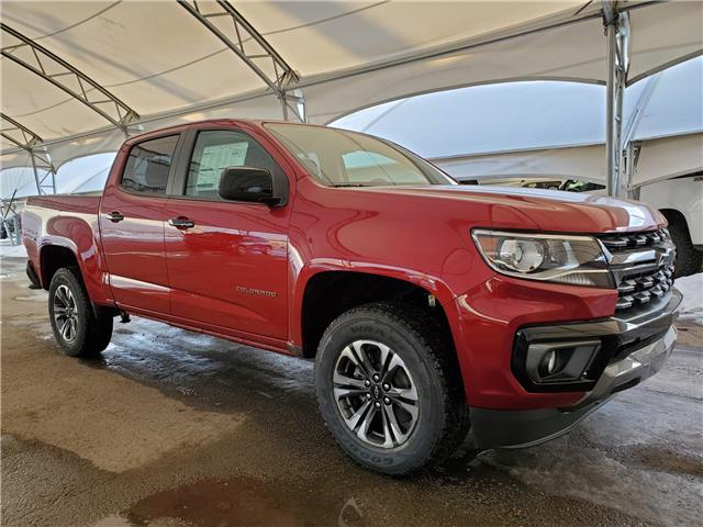 2021 Chevrolet Colorado Z71 (Stk: 187364) in AIRDRIE - Image 1 of 29