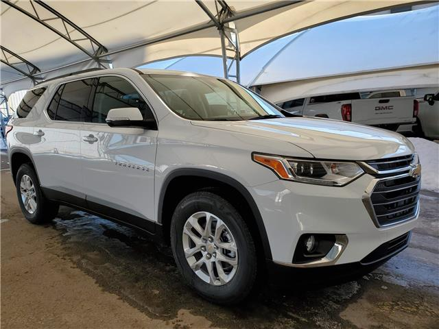 2021 Chevrolet Traverse LT Cloth (Stk: 187672) in AIRDRIE - Image 1 of 31