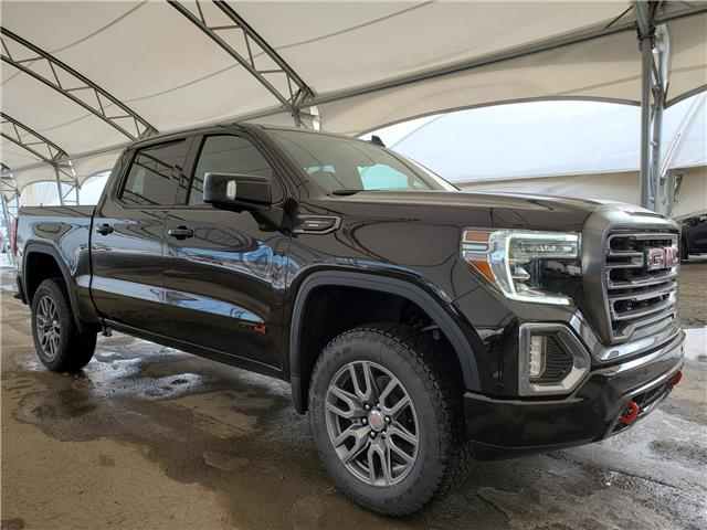 2021 GMC Sierra 1500 AT4 (Stk: 187752) in AIRDRIE - Image 1 of 37