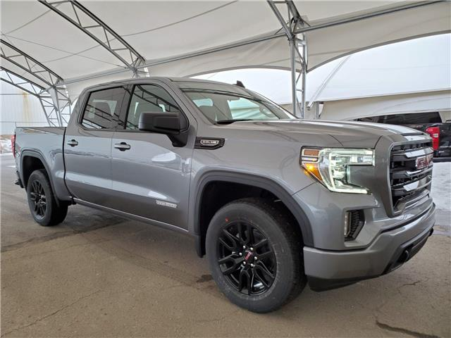 2021 GMC Sierra 1500 Elevation (Stk: 187784) in AIRDRIE - Image 1 of 27