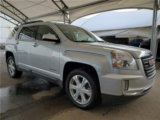 2017 GMC Terrain SLE-2 (Stk: 155067) in AIRDRIE - Image 1 of 27