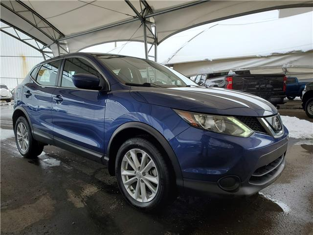 2018 Nissan Qashqai S (Stk: 187973) in AIRDRIE - Image 1 of 32