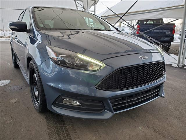 2018 Ford Focus ST Base (Stk: 184664) in AIRDRIE - Image 1 of 30
