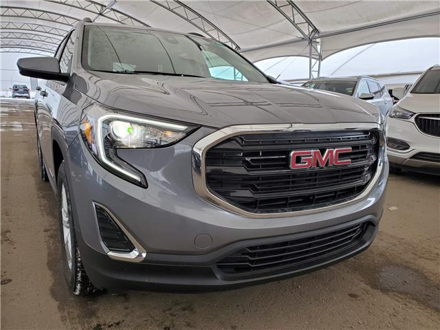 2021 GMC Terrain SLE (Stk: 187894) in AIRDRIE - Image 1 of 27