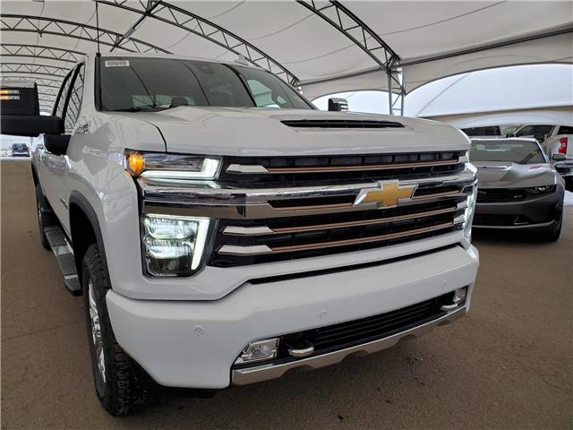 2021 Chevrolet Silverado 3500HD High Country (Stk: 188312) in AIRDRIE - Image 1 of 38