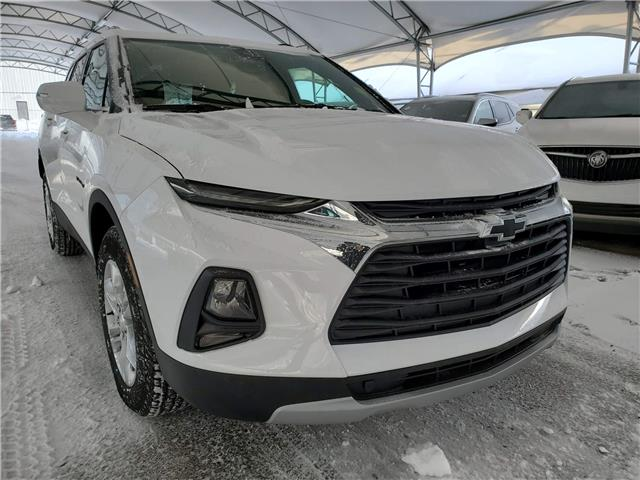 2021 Chevrolet Blazer LT (Stk: 187110) in AIRDRIE - Image 1 of 29