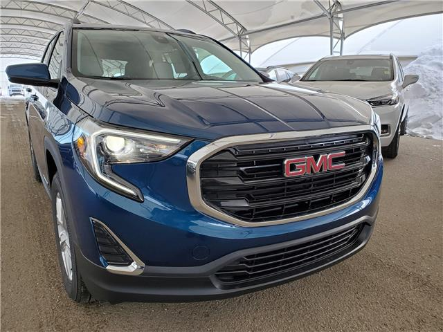 2021 GMC Terrain SLE (Stk: 187891) in AIRDRIE - Image 1 of 28
