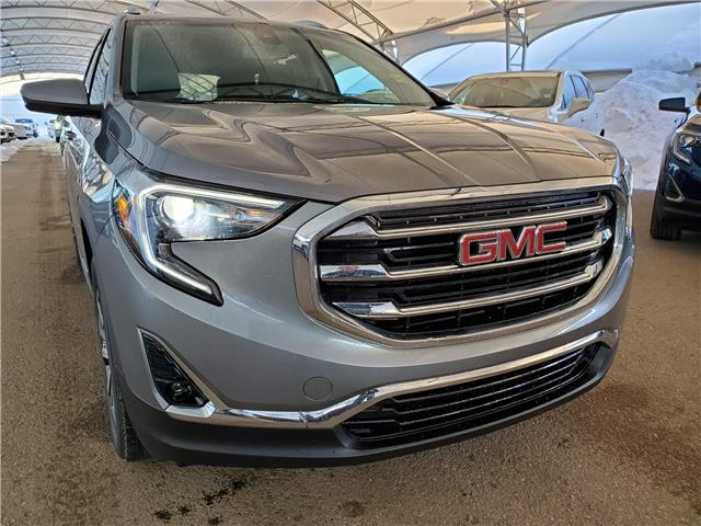 2020 GMC Terrain SLT (Stk: 188481) in AIRDRIE - Image 1 of 31