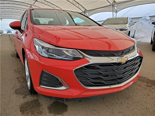 2019 Chevrolet Cruze Premier (Stk: 183909) in AIRDRIE - Image 1 of 31