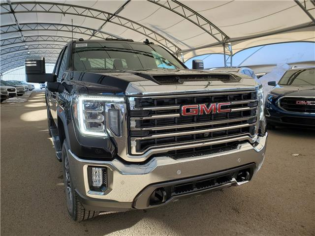 2021 GMC Sierra 2500HD SLT (Stk: 188349) in AIRDRIE - Image 1 of 36