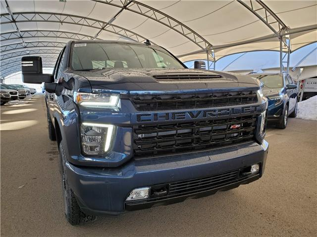 2021 Chevrolet Silverado 2500HD LTZ (Stk: 188519) in AIRDRIE - Image 1 of 38