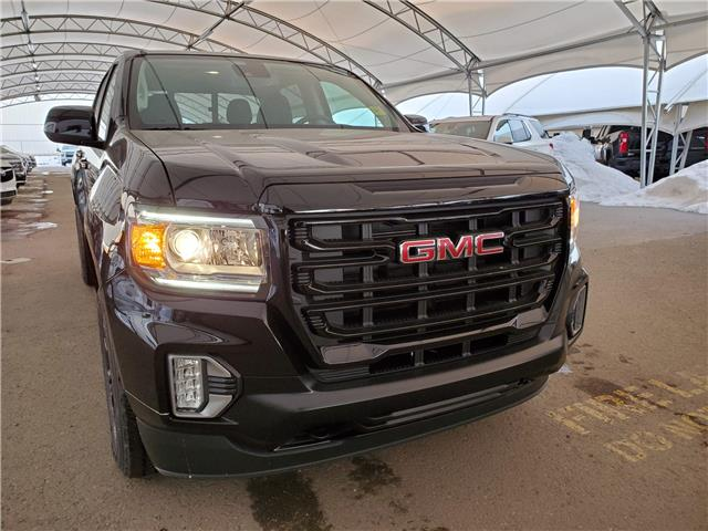 2021 GMC Canyon Elevation (Stk: 188537) in AIRDRIE - Image 1 of 27