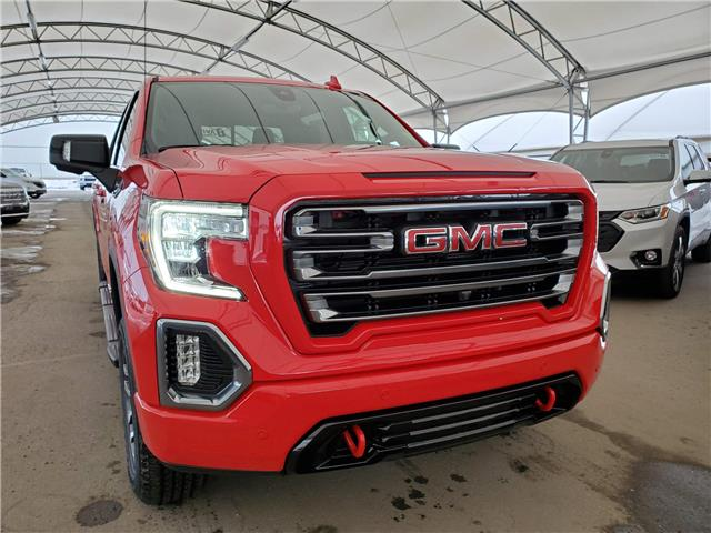 2021 GMC Sierra 1500 AT4 (Stk: 188603) in AIRDRIE - Image 1 of 38