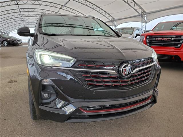 2021 Buick Encore GX Essence (Stk: 188724) in AIRDRIE - Image 1 of 35
